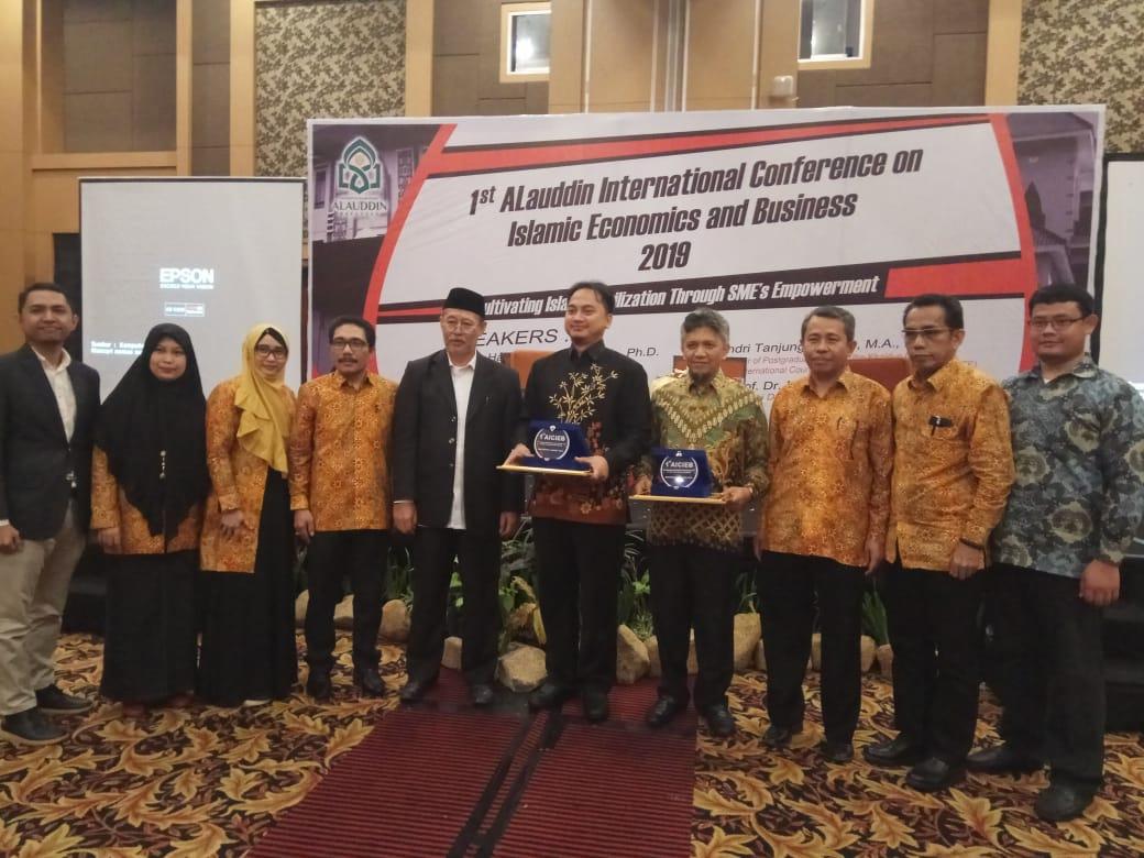 1st Alauddin International Conference on Islamic Economics and Bussines 2019