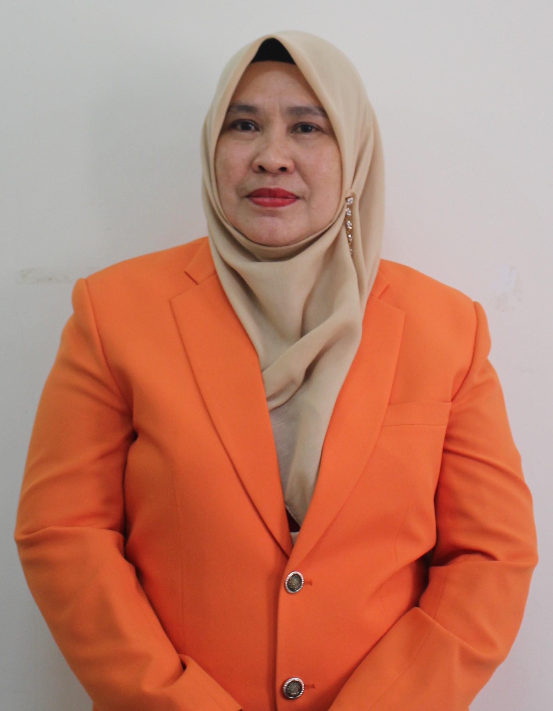 Nurmiah Muin, S.IP, MM.