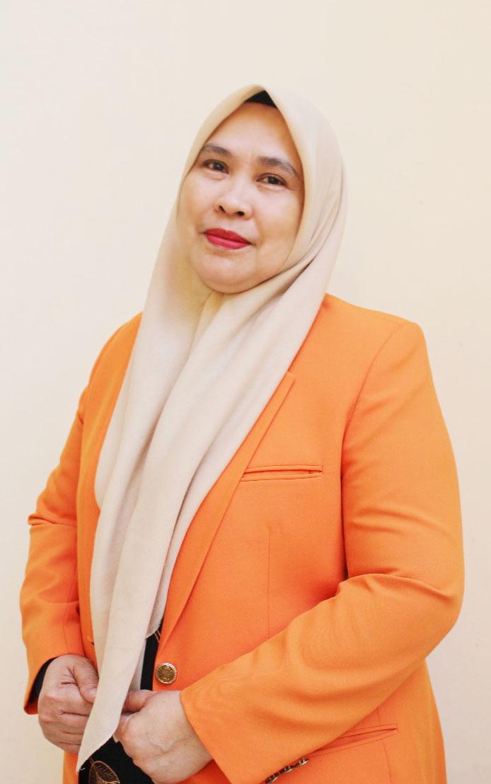 Nurmiah Muin, S. IP, M.M.